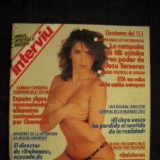 REVISTA INTERVIU - Nº 683 - JUNIO 1989.