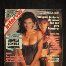 Collectionnisme de Magazine Interviú: REVISTA INTERVIU - Nº 712 - ENERO 1990.. Lote 80483377