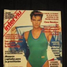 Colecionismo da Revista Interviú: REVISTA INTERVIU - Nº 728 - ABRIL 1990.. Lote 80606594