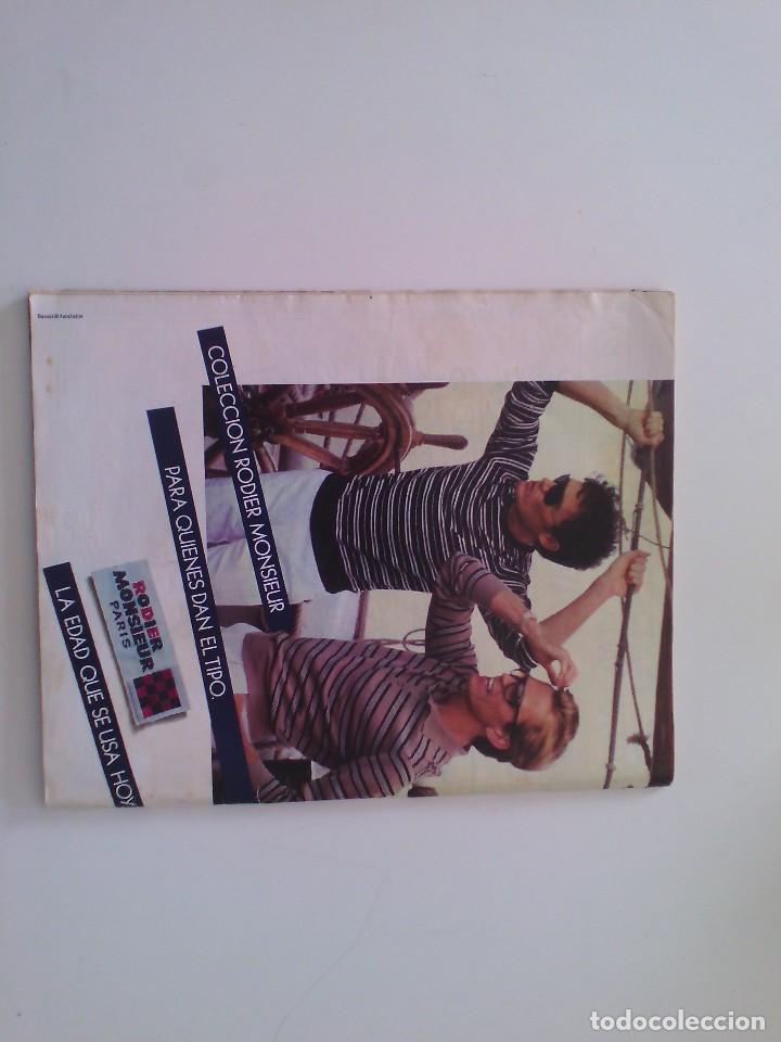 Coleccionismo de Revista Interviú: Revista Interviú Nº250. Año 1981. Amparo Larrañaga Merlo. - Foto 3 - 80735714