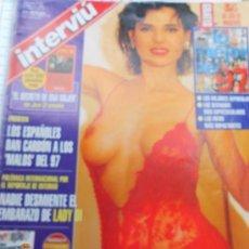 Coleccionismo de Revista Interviú: INTERVIU 1132 - MINETT PARKER - 1998. Lote 82140680