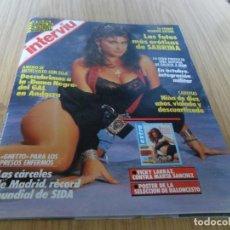 Coleccionismo de Revista Interviú: INTERVIU Nº 632. JUNIO 1988. 250 PTS. SABRINA SALERNO. . Lote 102358472