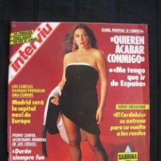 Coleccionismo de Revista Interviú: REVISTA INTERVIU - Nº 811 - NOVIEMBRE 1991.. Lote 86132520
