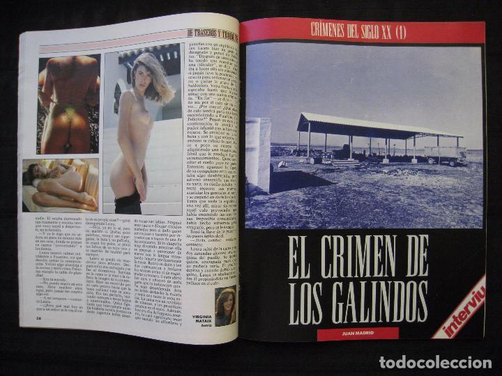 Coleccionismo de Revista Interviú: REVISTA INTERVIU - Nº 795 - JULIO / AGOSTO 1991. - Foto 5 - 86366984
