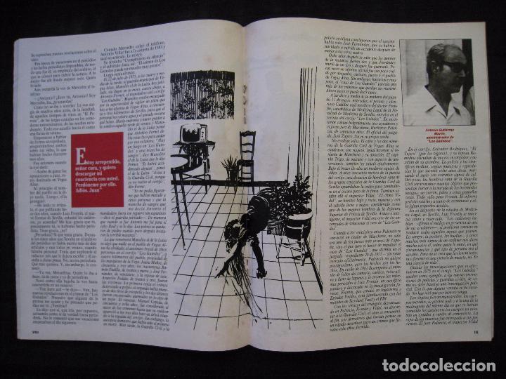 Coleccionismo de Revista Interviú: REVISTA INTERVIU - Nº 795 - JULIO / AGOSTO 1991. - Foto 6 - 86366984