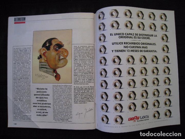 Coleccionismo de Revista Interviú: REVISTA INTERVIU - Nº 795 - JULIO / AGOSTO 1991. - Foto 8 - 86366984