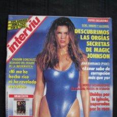 Coleccionismo de Revista Interviú: REVISTA INTERVIU - Nº 821 - ENERO / FEBRERO 1992.. Lote 86555520