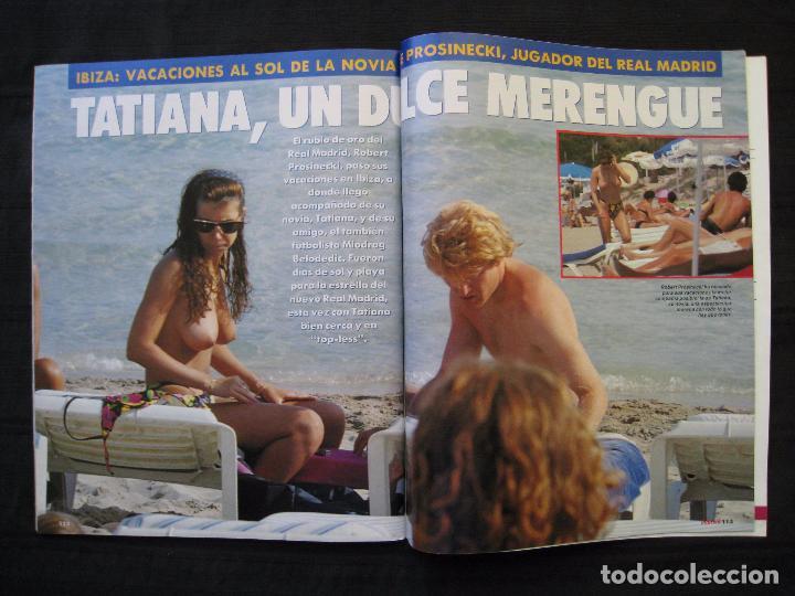 Coleccionismo de Revista Interviú: REVISTA INTERVIU - Nº 847 - JULIO / AGOSTO 1992. - Foto 5 - 86643248