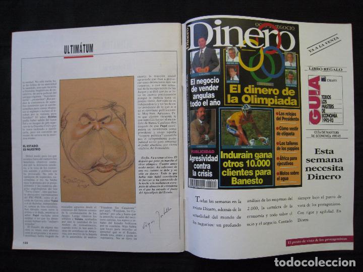 Coleccionismo de Revista Interviú: REVISTA INTERVIU - Nº 847 - JULIO / AGOSTO 1992. - Foto 6 - 86643248