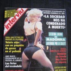 Coleccionismo de Revista Interviú: REVISTA INTERVIU - Nº 826 - MARZO 1992.. Lote 86672932