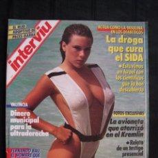 Coleccionismo de Revista Interviú: REVISTA INTERVIU - Nº 578 - JUNIO 1987.. Lote 86742212