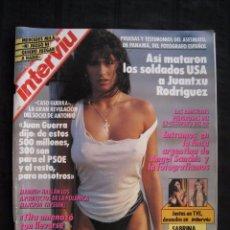 Coleccionismo de Revista Interviú: REVISTA INTERVIU - Nº 729 - ABRIL / MAYO 1990.. Lote 86902372