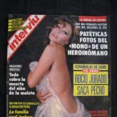 Coleccionismo de Revista Interviú: REVISTA INTERVIU - Nº 840 - JUNIO 1992.. Lote 86907972