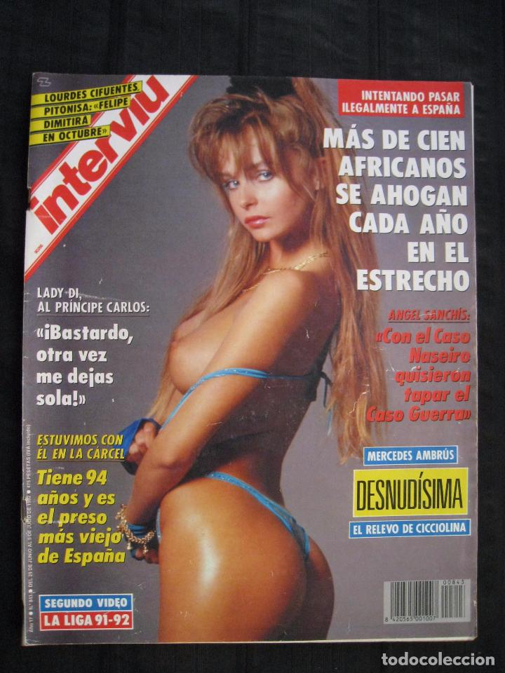 Coleccionismo de Revista Interviú: REVISTA INTERVIU - Nº 843 - JUNIO / JULIO 1992. - Foto 2 - 86924896