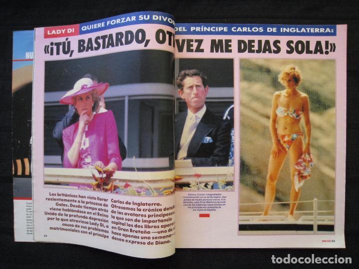 Coleccionismo de Revista Interviú: REVISTA INTERVIU - Nº 843 - JUNIO / JULIO 1992. - Foto 4 - 86924896