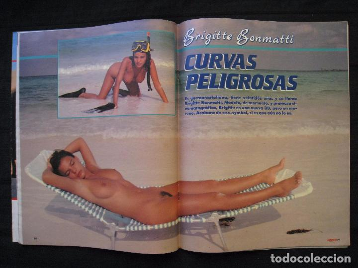 Coleccionismo de Revista Interviú: REVISTA INTERVIU - Nº 843 - JUNIO / JULIO 1992. - Foto 5 - 86924896