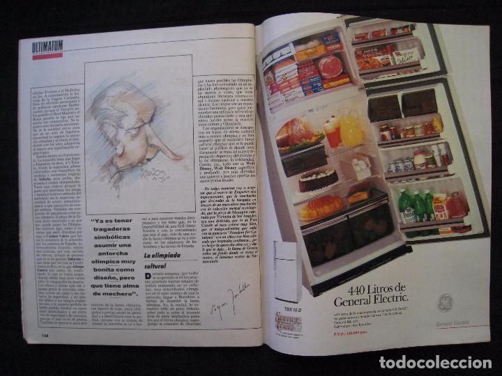 Coleccionismo de Revista Interviú: REVISTA INTERVIU - Nº 843 - JUNIO / JULIO 1992. - Foto 9 - 86924896