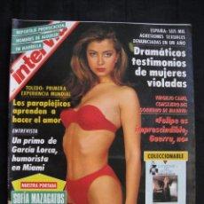 Coleccionismo de Revista Interviú: REVISTA INTERVIU - Nº 850 - AGOSTO 1992.. Lote 89662088