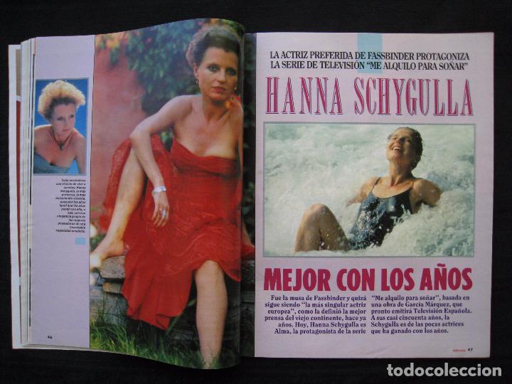 Coleccionismo de Revista Interviú: REVISTA INTERVIU - Nº 850 - AGOSTO 1992. - Foto 5 - 89662088