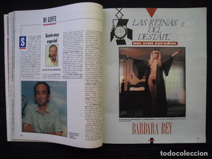Coleccionismo de Revista Interviú: REVISTA INTERVIU - Nº 850 - AGOSTO 1992. - Foto 6 - 89662088
