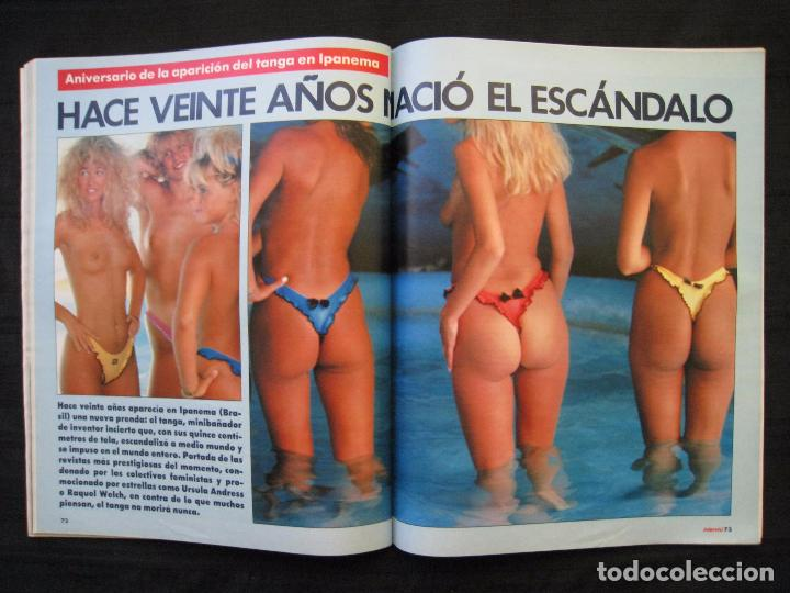 Coleccionismo de Revista Interviú: REVISTA INTERVIU - Nº 850 - AGOSTO 1992. - Foto 10 - 89662088