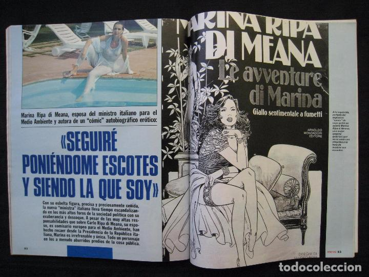 Coleccionismo de Revista Interviú: REVISTA INTERVIU - Nº 850 - AGOSTO 1992. - Foto 11 - 89662088