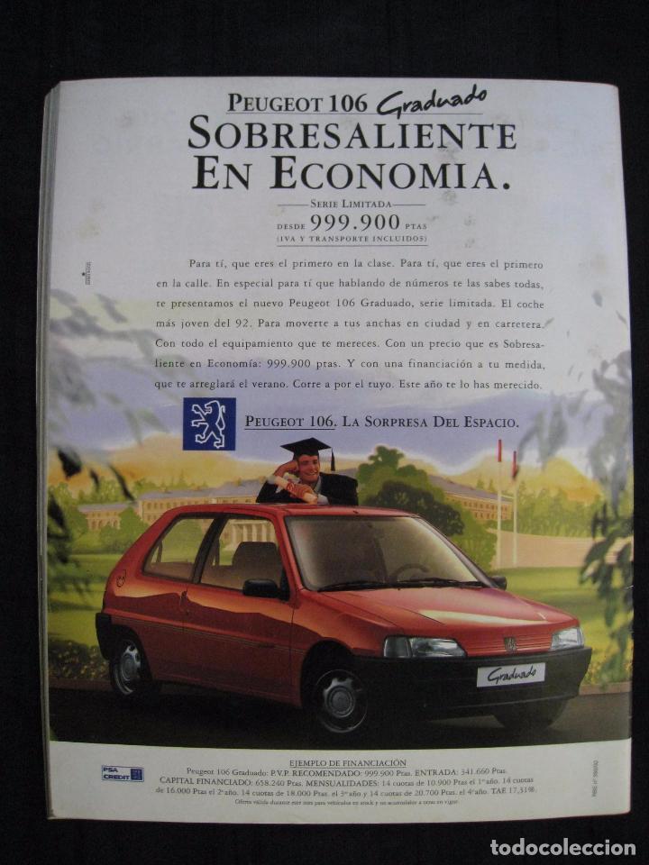 Coleccionismo de Revista Interviú: REVISTA INTERVIU - Nº 850 - AGOSTO 1992. - Foto 14 - 89662088