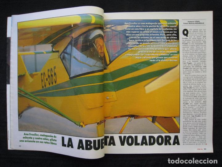 Coleccionismo de Revista Interviú: REVISTA INTERVIU - Nº 849 - AGOSTO 1992. - Foto 4 - 89662628