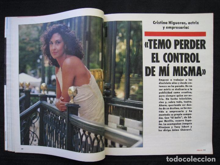 Coleccionismo de Revista Interviú: REVISTA INTERVIU - Nº 849 - AGOSTO 1992. - Foto 5 - 89662628