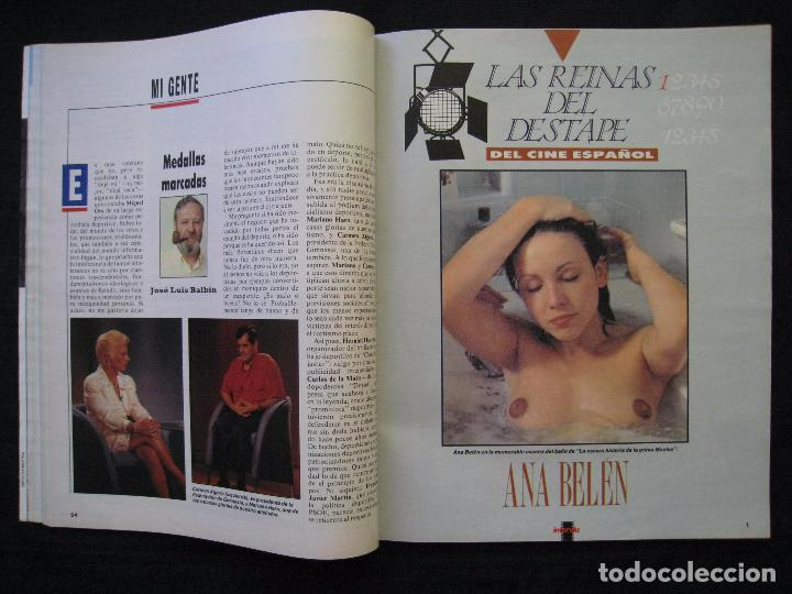 Coleccionismo de Revista Interviú: REVISTA INTERVIU - Nº 849 - AGOSTO 1992. - Foto 6 - 89662628