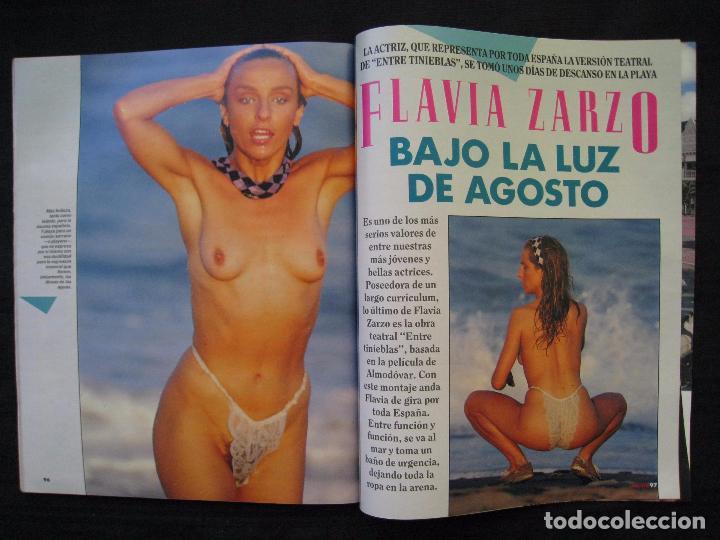 Coleccionismo de Revista Interviú: REVISTA INTERVIU - Nº 849 - AGOSTO 1992. - Foto 10 - 89662628