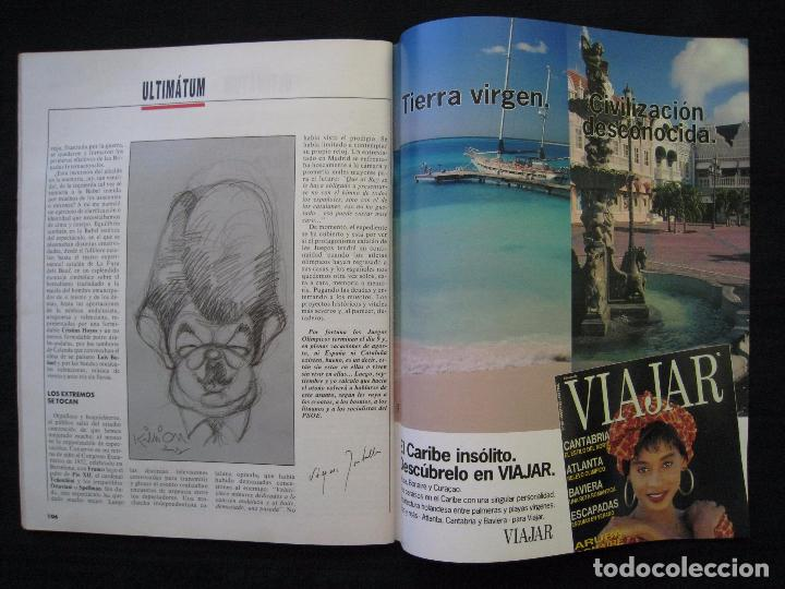 Coleccionismo de Revista Interviú: REVISTA INTERVIU - Nº 849 - AGOSTO 1992. - Foto 11 - 89662628