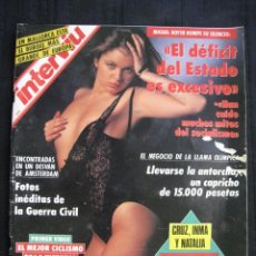 Coleccionismo de Revista Interviú: REVISTA INTERVIU - Nº 846 - JULIO 1992.. Lote 89663924