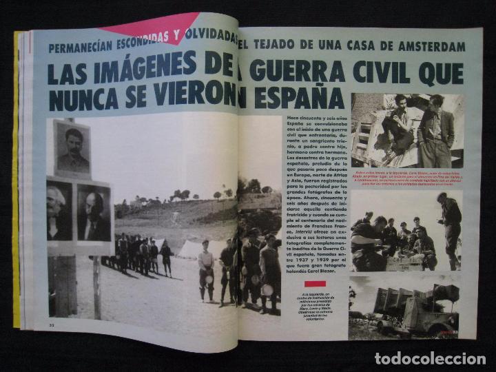 Coleccionismo de Revista Interviú: REVISTA INTERVIU - Nº 846 - JULIO 1992. - Foto 5 - 89663924