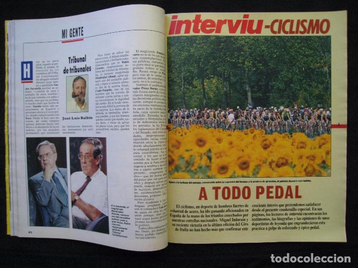 Coleccionismo de Revista Interviú: REVISTA INTERVIU - Nº 846 - JULIO 1992. - Foto 7 - 89663924