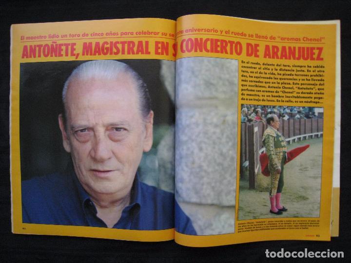 Coleccionismo de Revista Interviú: REVISTA INTERVIU - Nº 846 - JULIO 1992. - Foto 12 - 89663924