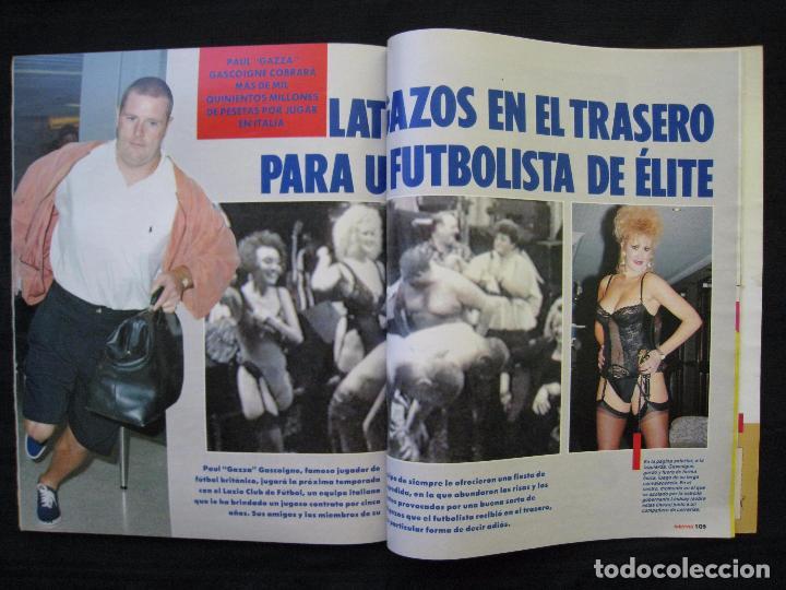 Coleccionismo de Revista Interviú: REVISTA INTERVIU - Nº 846 - JULIO 1992. - Foto 13 - 89663924