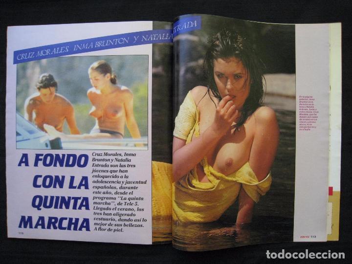 Coleccionismo de Revista Interviú: REVISTA INTERVIU - Nº 846 - JULIO 1992. - Foto 14 - 89663924