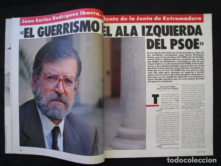 Coleccionismo de Revista Interviú: REVISTA INTERVIU - Nº 845 - JULIO 1992. - Foto 4 - 89664792