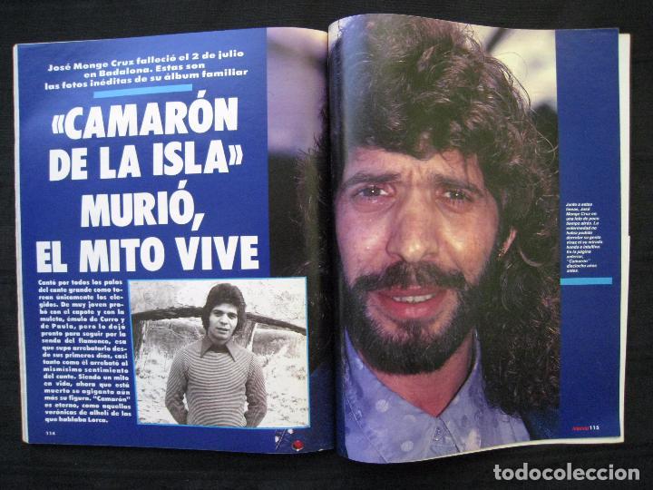 Coleccionismo de Revista Interviú: REVISTA INTERVIU - Nº 845 - JULIO 1992. - Foto 9 - 89664792