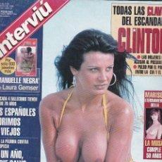 Coleccionismo de Revista Interviú: REVISTA INTERVIÚ Nº 1136 DEL 2 AL 8 FEBERO 1998. Lote 93963360