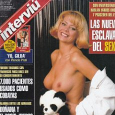 Coleccionismo de Revista Interviú: REVISTA INTERVIÚ Nº 1151 DEL 18 AL 24 MAYO 1998. Lote 93963655
