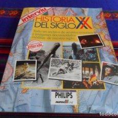 Coleccionismo de Revista Interviú: DOCUMENTOS INTERVIU HISTORIA DEL SIGLO XX. 130 PGNS. BUEN ESTADO.. Lote 95872311