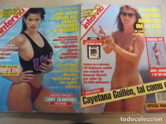 Interviu 956 Año 1994 Cayetana Guillen Desn Vendido En Venta