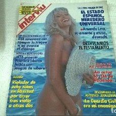 Coleccionismo de Revista Interviú: REVISTA INTERVIU - Nº 664 - ENERO 1989-N. Lote 117473179