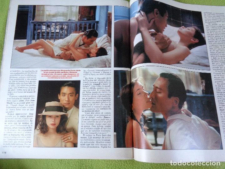 Interviu 1992 Numero Nº 826 Madonna Desnuda Por La Calle Jane March La Amante Carmina Ordoñez