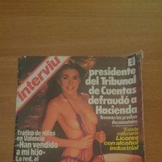 Coleccionismo de Revista Interviú: INTERVIU Nº 408- DEL 7 AL 13 DE MARZO DE 1984. Lote 101951111