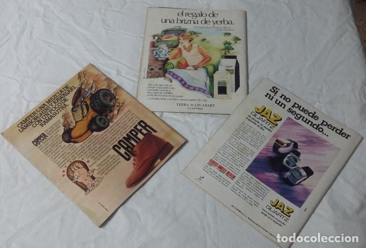 Coleccionismo de Revista Interviú: Lote de 3 revistas Interviú Nº24, 25, 26 - Foto 3 - 102348951