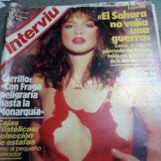 Coleccionismo de Revista Interviú: REVISTA INTERVIÚ NÚMERO 357 AÑO 8 DE 1983. Lote 215218515