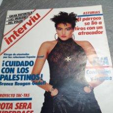 Coleccionismo de Revista Interviú: REVISTA INTERVIÚ NÚMERO 504 AÑO 11 DE 1986. Lote 104221211